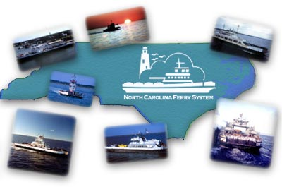 NCDOT, Ferry Division